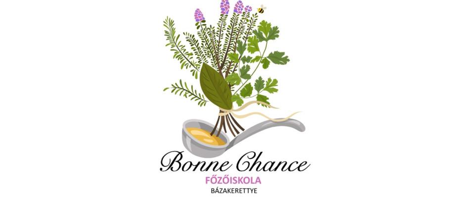 Bonne Chance Főzőiskola logó